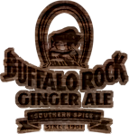 Buffalo Rock Ginger Ale logo